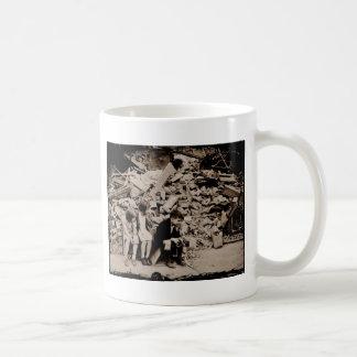 Children in the Rubble Coffee Mug