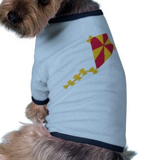 Children kite doggie t-shirt