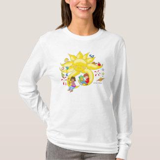 Children Matter - Teachers Care by Vera Trembach T-Shirt