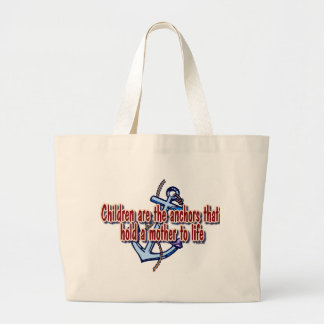 children mothers anchor to life bag
