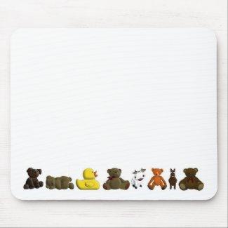 Children Mouse Pad