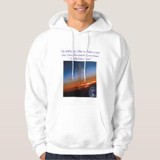 children of Adam mens hoodie