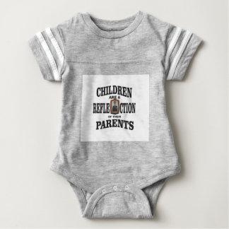 children of army parents baby bodysuit