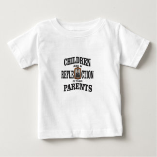 children of army parents baby T-Shirt