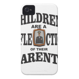 children of army parents Case-Mate iPhone 4 case
