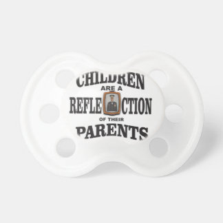 children of army parents pacifier
