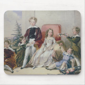 Children of Elhanan Bicknell Mouse Pad
