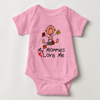 Children Of Gay Parents Baby Bodysuit