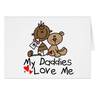 Children Of Gay Parents Greeting Cards