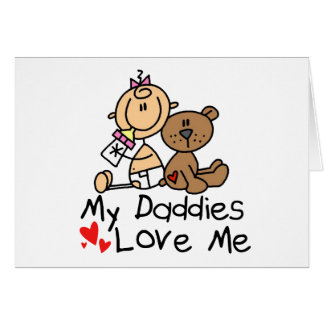 Children Of Gay Parents Greeting Card