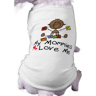 Children Of Gay Parents Dog T-shirt