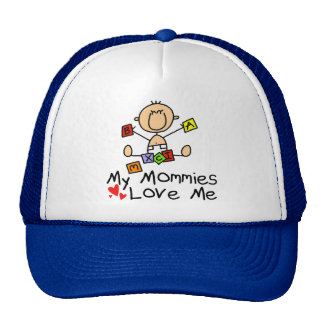 Children Of Gay Parents Mesh Hats
