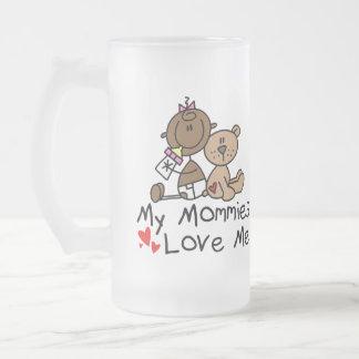Children Of Gay Parents 16 Oz Frosted Glass Beer Mug
