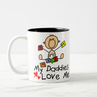 Children Of Gay Parents Two-Tone Coffee Mug