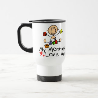 Children Of Gay Parents 15 Oz Stainless Steel Travel Mug