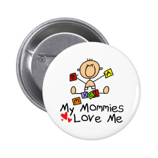 Children Of Gay Parents Pinback Buttons