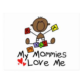 Children Of Gay Parents Postcard