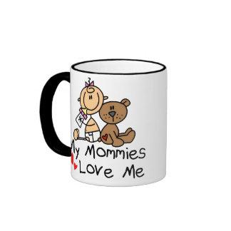 Children Of Gay Parents Ringer Mug