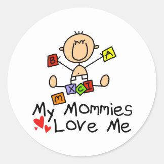 Children Of Gay Parents Sticker