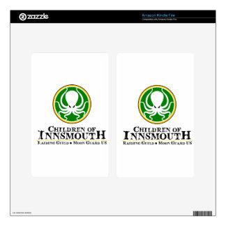 Children of Innsmouth Logo Kindle Fire Decals