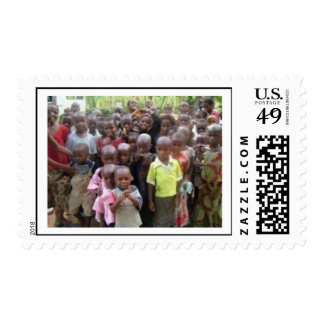 Children of Nigeria Postage