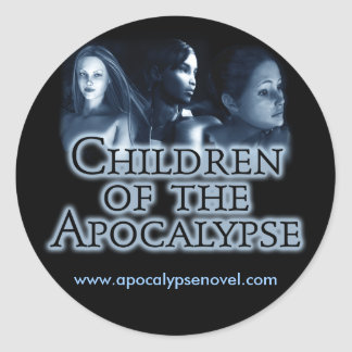 Children of the Apocalypse Stickers
