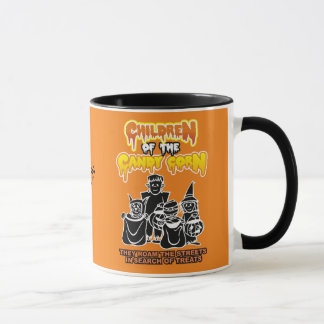 Children of the Candy Corn Movie Spoof Mug