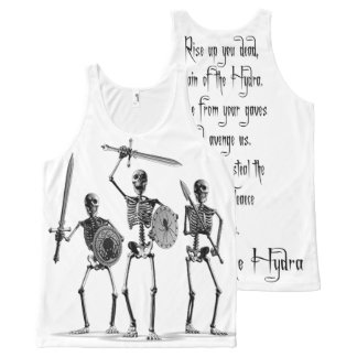 Children of the Hydra (light) All-Over-Print Tank Top