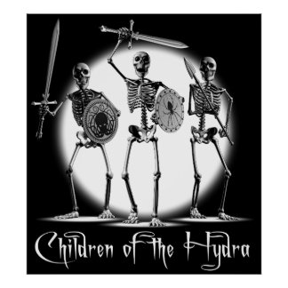 Children of the Hydra Poster
