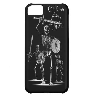 'Children of the Hydra' Skeletons iPhone Cases Case For iPhone 5C