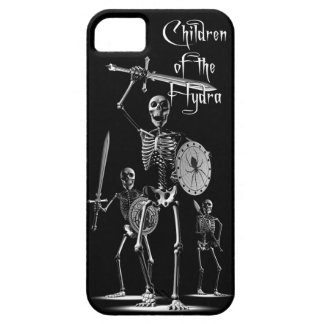 'Children of the Hydra' Skeletons iPhone Cases