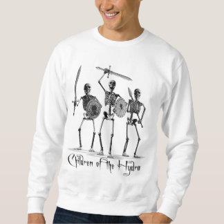 'Children of the Hydra' Skeletons Sweatshirt