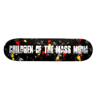 Children of the Mass Media Skateboard