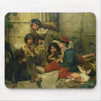 Children of the Streets of Paris, 1852 Mouse Pad