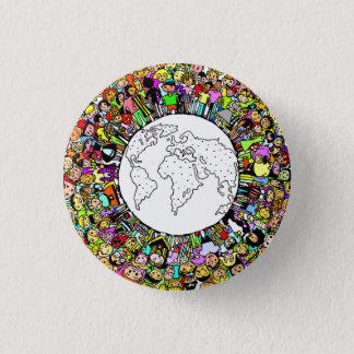 Children of the World Button