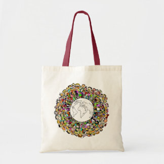 Children of the World Tote Bag