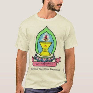 CHILDREN OF TIBET TRUST COLORED LOGO T-Shirt