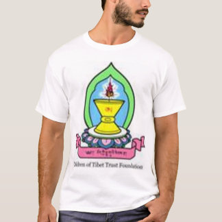 Children of Tibet Trust Foundation new colored lo2 T-Shirt