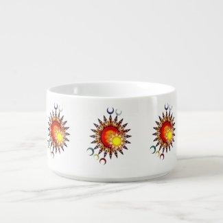 Children of Y'Dahnndrya Suns & Moons Chili Mug