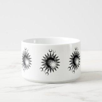 Children of Y'Dahnndrya Suns & Moons Chili Mug2 Bowl