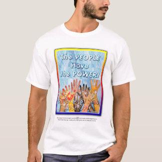 Children of Zinn Rise Up! Poster Art T-Shirt