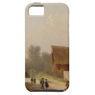 Children on the Way Home - Kinder am Heimweg iPhone SE/5/5s Case