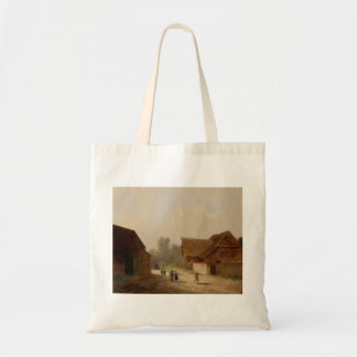 Children on the Way Home - Kinder am Heimweg Tote Bag