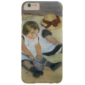 Children Playing on the Beach by Mary Cassatt Barely There iPhone 6 Plus Case