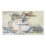 Children Playing on the Beach by Mary Cassatt Business Cards