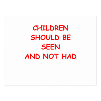 CHILDREN.png Tarjeta Postal