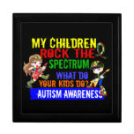 Children Rock The Spectrum Autism Gift Boxes