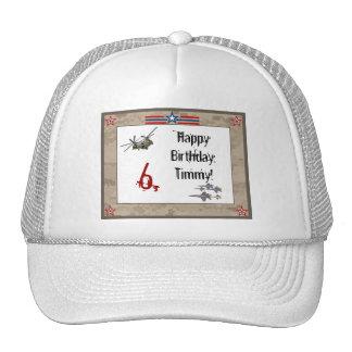 Children s Army Birthday Party Hats