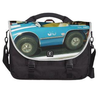 Children s Carousel Car Laptop Messenger Bag
