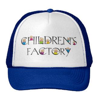 Children s Factory Hat